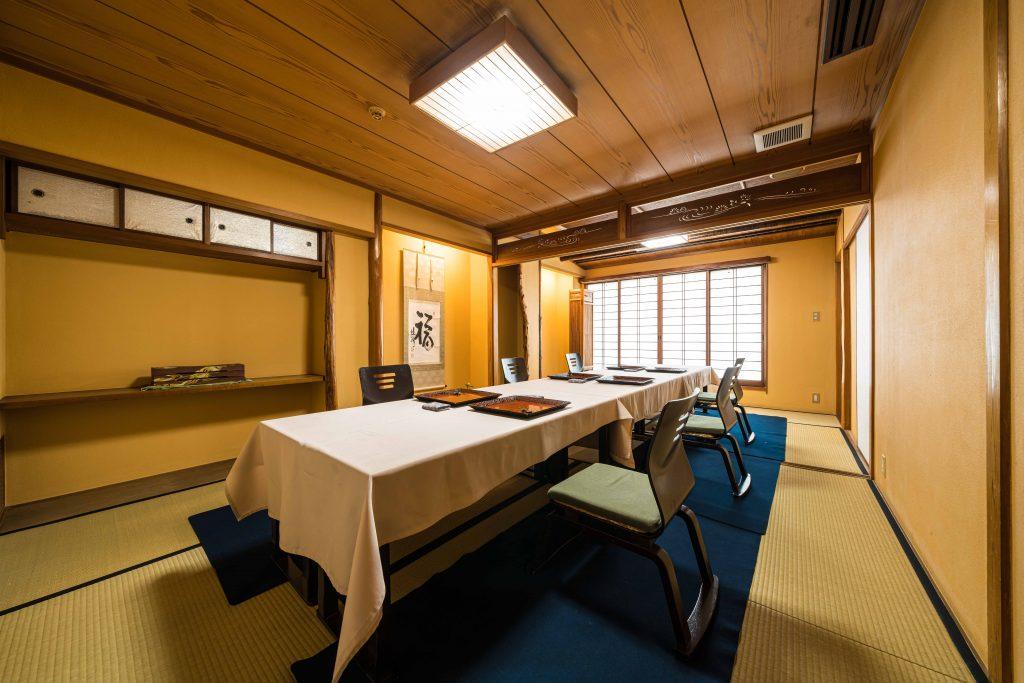 日本料理 一扇(いっせん) 個室3