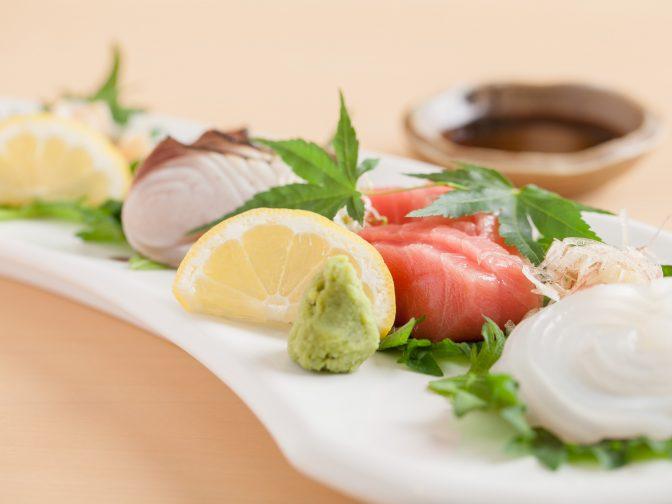 """神戸・摂津本山にある魚と地酒の和食料理「料理人 がきさん」で、""""和""""を楽しむ。"""
