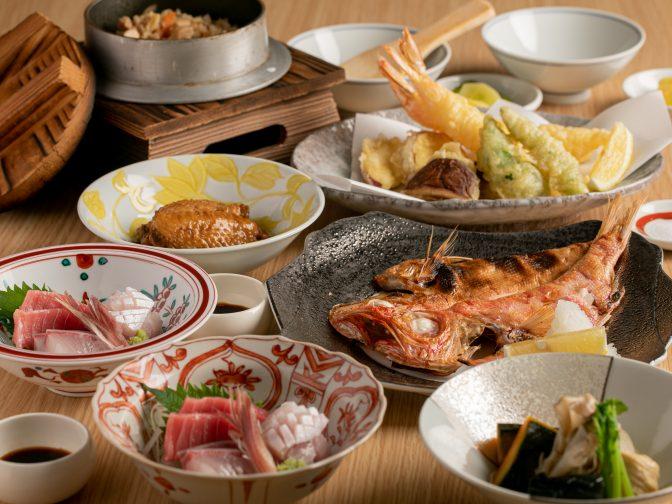 神戸三宮駅前に「肴菜 たくさん」さんのクチコミレポート。隠れ家空間で楽しむ和食が宴会にも人気の居酒屋