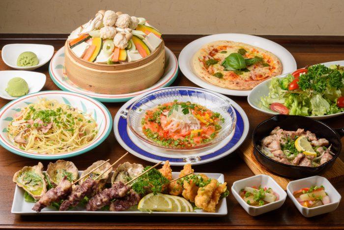 鳥取・米子にある洋食居酒屋「酒恵浪漫亭 凡(しゅけいろまんてい ぼん)」で見た目も味も美味しい料理を楽しむ!