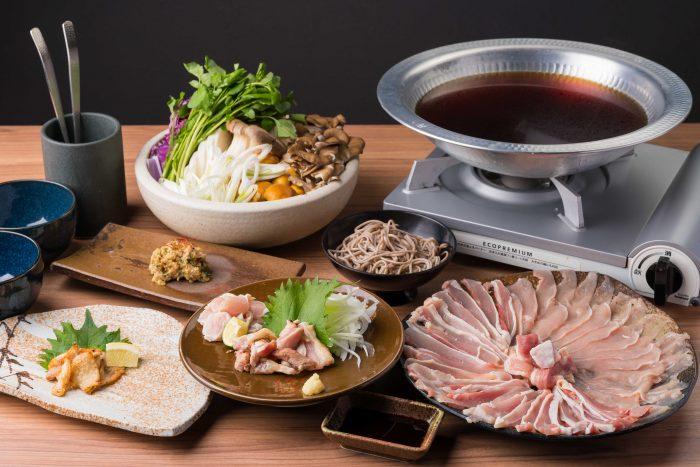 大阪・北新地にある鶏料理としゃぶしゃぶのお店「北新地 わっぜ」で希少な鶏肉「シャポーン鹿児島鶏」を味わう!