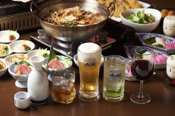 秋田市で宴会ならこのお店!中通にある大衆居酒屋「秋田駅前酒房 ぐらん炭(ぐらんたん)」