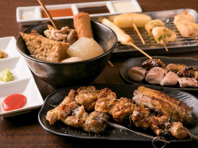 本町の串カツやおでんが美味しい「居酒屋十兵衛」を口コミレポート!