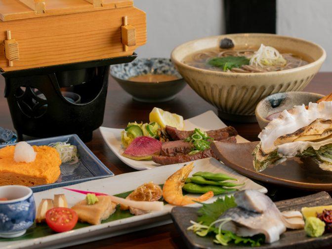 東三国のそばと日本酒を楽しめる「松吟庵」を口コミレポート!