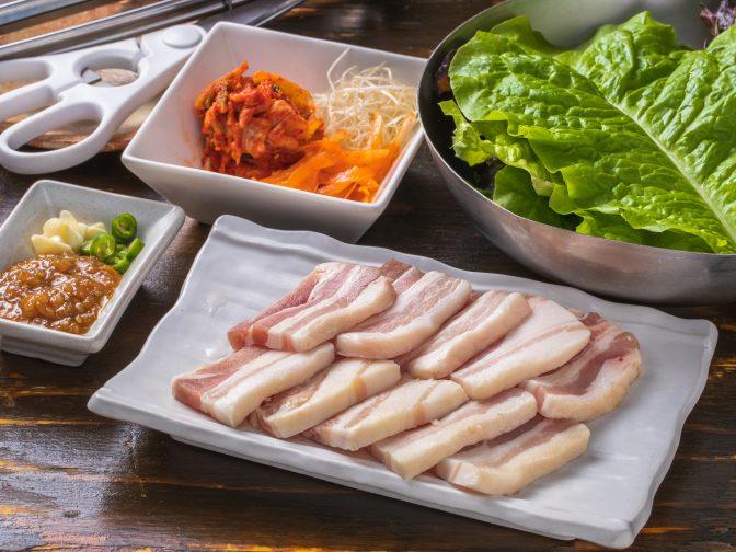 はりまや橋の韓国料理&居酒屋「韓国屋台 辛くり」を口コミレポート!