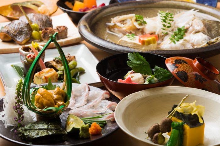 福岡市博多区・須崎町にある「すざき町 食・心 旬ぎく(しゅんぎく)」さんのクチコミレポート。四季折々の食材と料理が楽しめる日本料理店