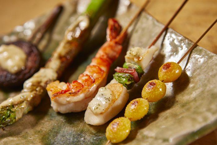 大阪、福島の「串焼き一富士 福島店」が宴会に人気の3つの理由!