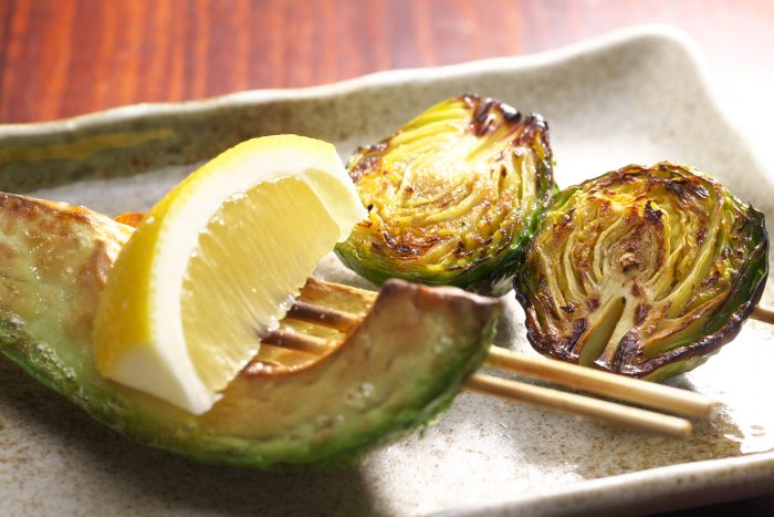 野菜 串焼き