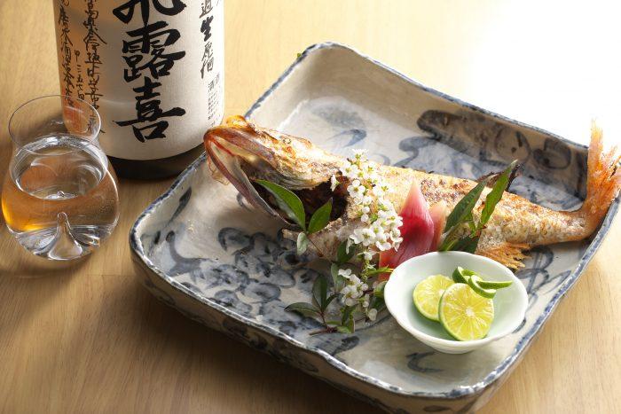 【愛知 岡崎|和食】厳選日本酒と鮮魚の贅沢ランチ・ディナーをNippon食の森 あざれあで