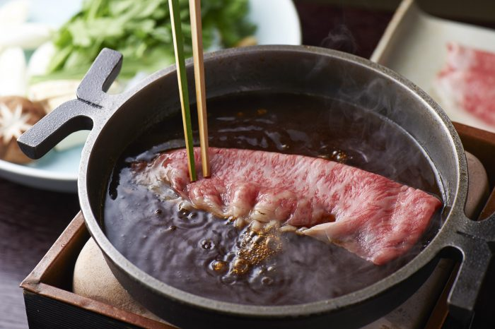 【横浜関内|牛鍋】接待や記念日に極みの牛鍋を「じゃのめや」