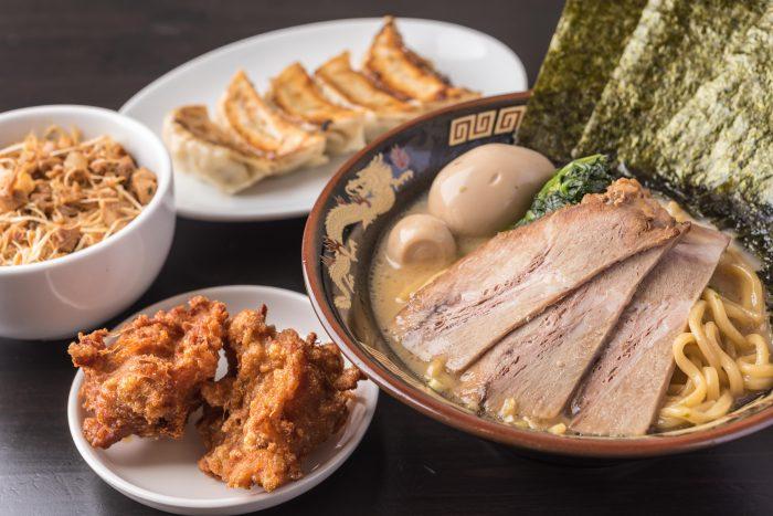 長堀橋で人気の「ラーメン神山 松屋町店」を口コミレポート!デリバリーでも楽しめる!