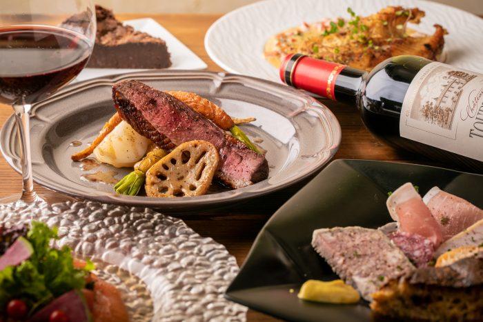 泉佐野でデートのディナーに人気の「BISTRO PATRIE」を口コミレポート!