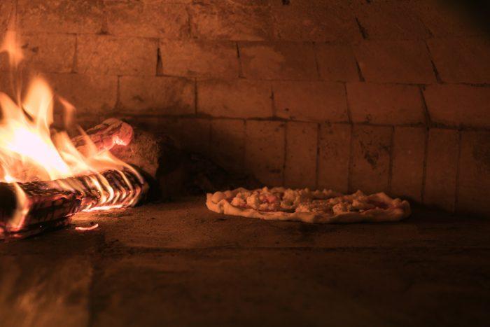 確かな技術で焼き上げるピッツァ