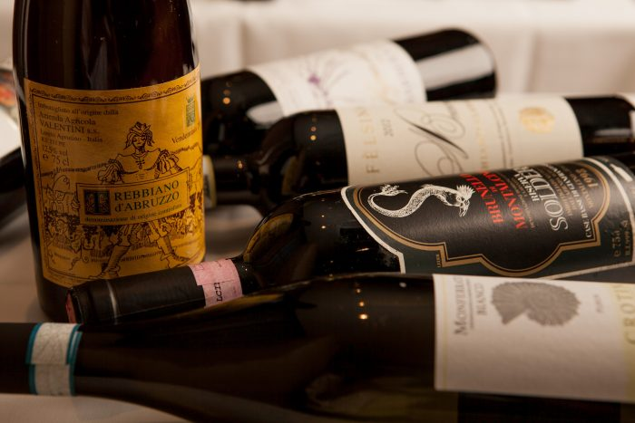 ソムリエが厳選したワイン