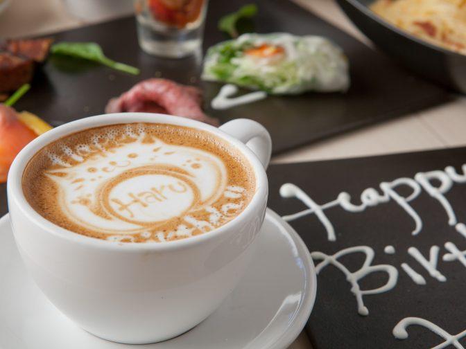 姫路でカフェならおしゃれに楽しめる「LatteArt-Bar Z.E.R.O」の口コミレポート!