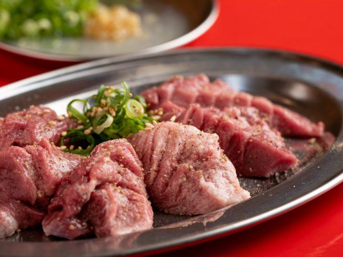 三宮で深夜まで営業している美味しい焼肉「たれ焼肉 ブタ専三宮1号店」を口コミレポート!