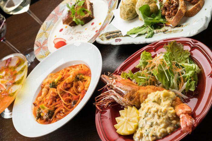 堺市・北野田駅近くにある「創作イタリアン GODERE(ゴデーレ)」さんのクチコミレポート。本場さながらの料理が美味しいイタリアン