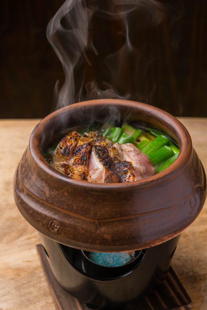旬の食材を使用した和食