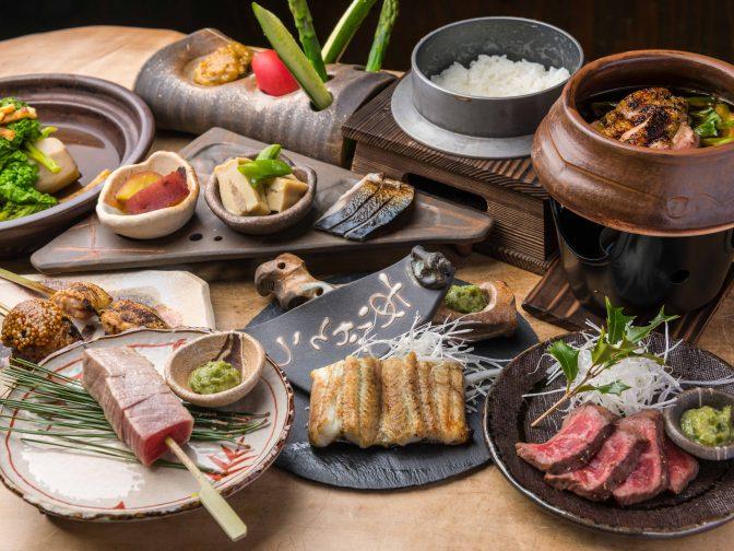 枚方で記念日のディナーに人気の和食「旬感食楽 あすなろ」を口コミレポート!