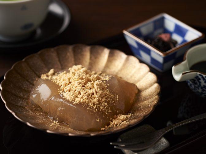 わらび餅通販が人気|赤坂見附「赤坂 蕎介(きょうすけ)」さんの口コミレポート