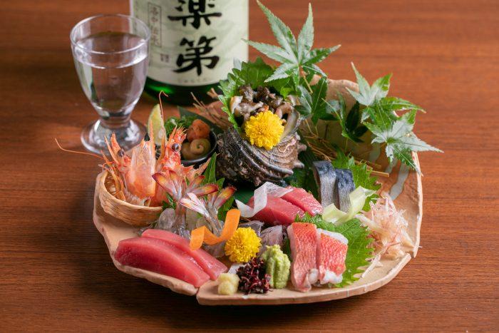 季節の和食
