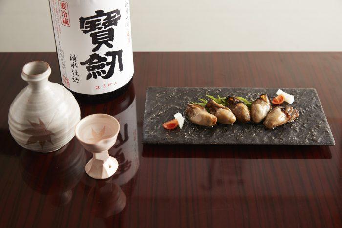 飯田橋日本酒
