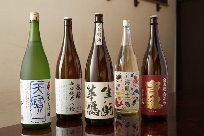 神楽坂日本酒