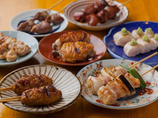 大阪、江坂でご宴会や一人飲みにおすすめの焼き鳥「うたた屋」「那ゆたや」を口コミレポート!