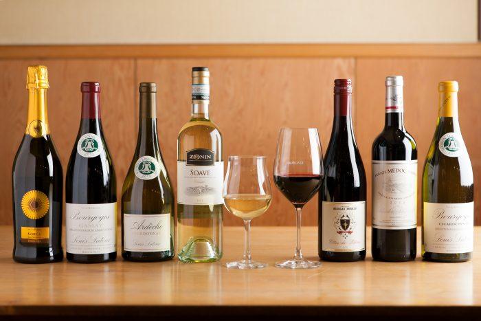 記念日にもおすすめの種類豊富なワイン