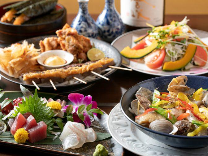 大阪・北浜の個室のある和食居酒屋「南禅」を口コミレポート!