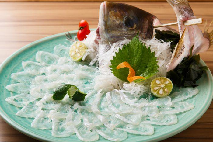 福岡・大橋駅の居酒屋「四季彩 氷花(ひばな)」。宴会にも一人飲みにも使えるお店!