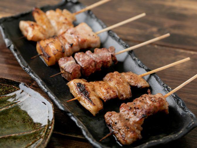天王寺区・阿倍野で晩ごはんやテイクアウトに人気の「焼きとん じん家」を口コミレポート!