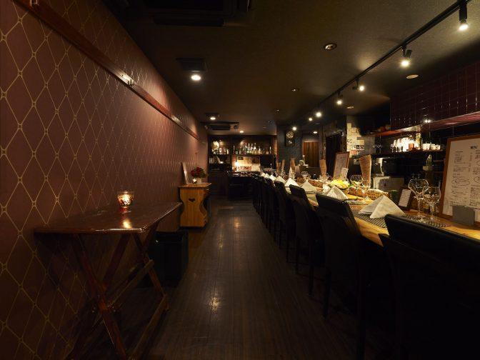 柏市内・柏駅周辺にある「 Wine Bar Goro's(ワインバー ゴローズ)」さんのクチコミレポート。リーズナブルなニューワールドワインや燻製料理が楽しめるバー