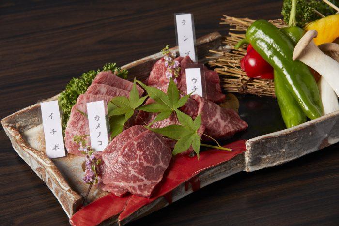接待や記念日、誕生日のディナーにおすすめ!六甲駅周辺の焼肉店「肉とワイン くだん」。