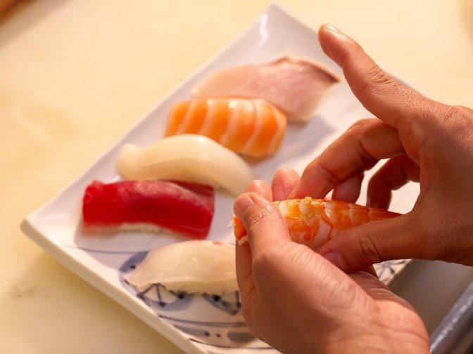 お腹いっぱい、でもリーズナブルにお寿司が食べたいならここだ!名古屋の寿司居酒屋「すし旬(すししゅん)」。