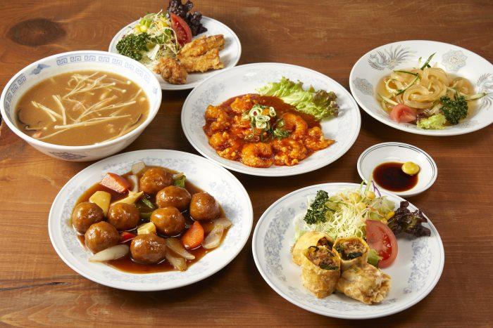 京都・伏見で、家族連れや学生さんたちから厚い支持!ボリューム満点、優しい味付けの中国料理「水仙閣」。