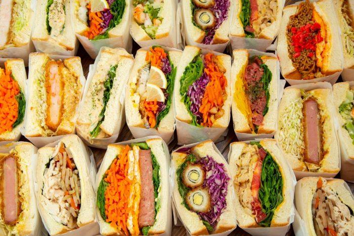 総菜サンド