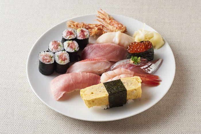 浜野寿司ランチ