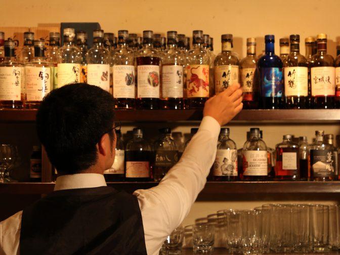 名古屋市名東区・上社駅、本郷駅周辺にある「Bar Ease Hongo(バーイーズホンゴウ)」さんのクチコミレポート。ジャパニーズウイスキーやオリジナルカクテルが人気!